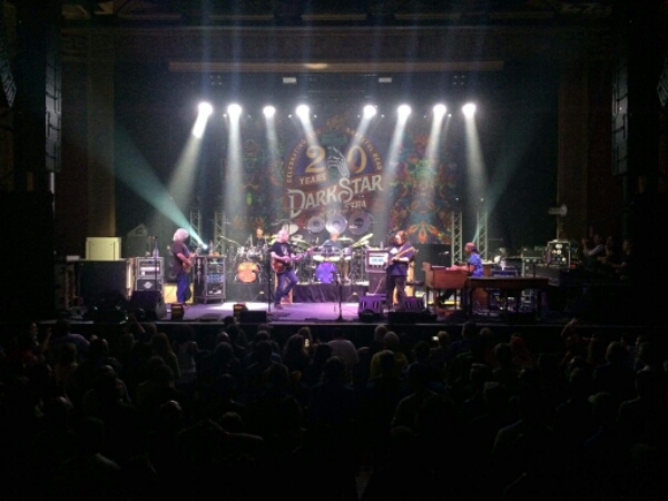 Dark Star Orchestra, UC Theatre, Berkeley California, photo ???? by Bob Scalcione