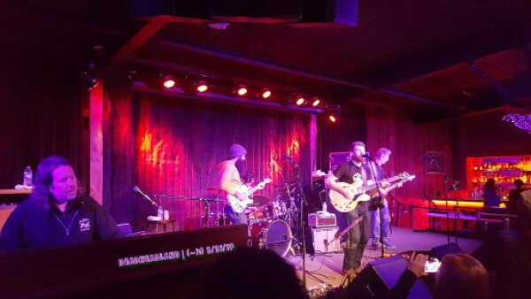 SETLIST: Tuesday, February 21, 2017 Phil Lesh and The Terrapin Family Band –  Grahame Lesh, Ross James, Alex Koford & Jason Crosby Grate Room at TXR