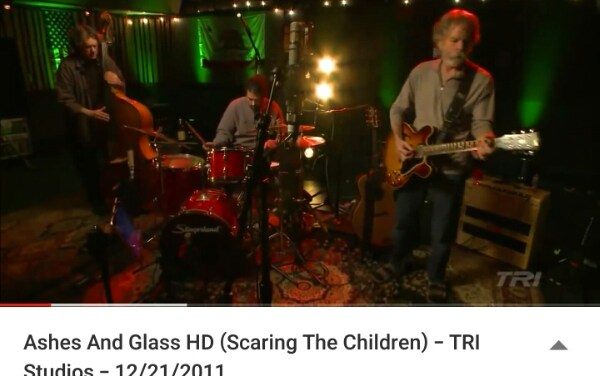 """Bob Weir VIDEO """"Ashes And Glass"""" HD (Scaring The Children) from TRI Studios – 12/21/2011"""