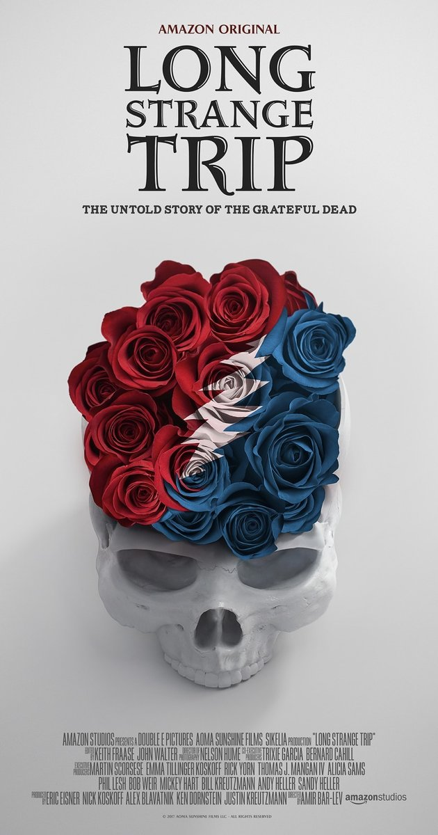 MOVIE REVIEW: Long Strange Trip, The Untold Story of the Grateful Dead - International Premier in Toronto - by Brian Hassett