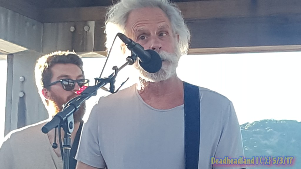 Setlist and Video: Bob Weir joins  Songs To Phil The Air, May 3rd 2017, Terrapin Crossroads