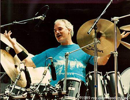 Happy Birthday to the Grateful Dead's Bill Kreutzmann, May 7  2017!