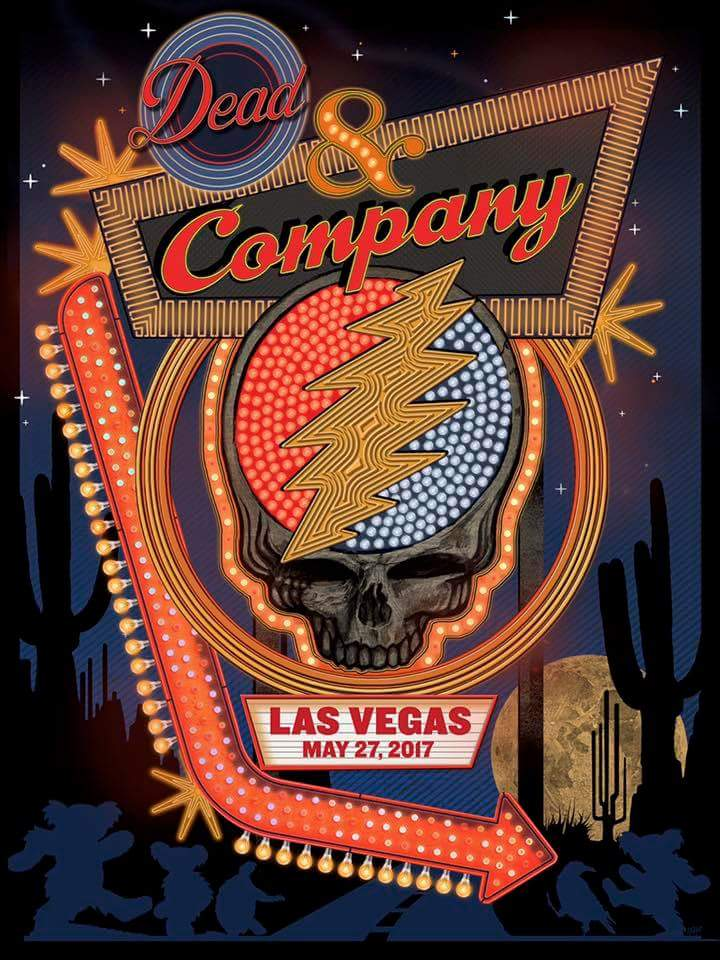 Dead And Company Tour 2017 Dates : dead and company setlist saturday may 27 2017 mgm grand garden arena las vegas nv ~ Hamham.info Haus und Dekorationen