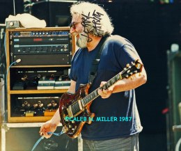 Grateful Dead - Frost - May 2nd 1987 ©Caleb Miller (3)