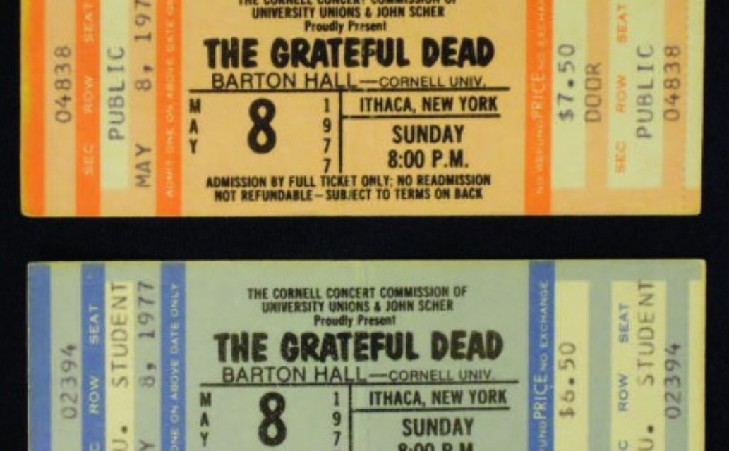 "Mini Documentary  ""Grateful Dead: Cornell '77"" Get Shown the Light"