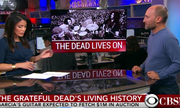 """Grateful Dead good healthy fun"" according to Long Strange Trip director Amir Bar-Lev | CBS News Interview"