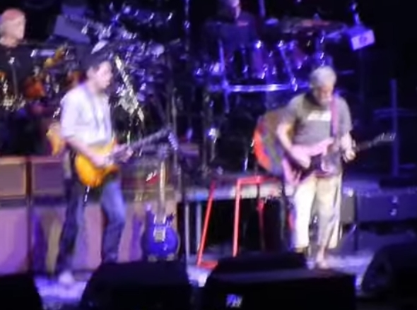 FAN VIDEO: Dead & Company in Las Vegas 11.28.2015 - MGM Grand Arena -