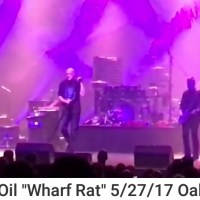 "Watch Midnight Oil performance of the Grateful Dead's ""Wharf Rat"" 5/27/17 Fox Theater, Oakland, CA"