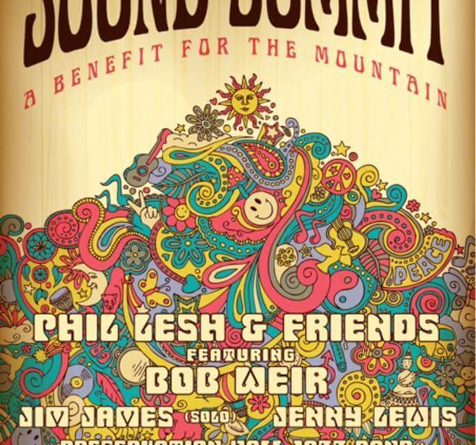 SOUND SUMMIT 2017: Phil Lesh & Bob Weir, Jim James, Jenny Lewis, Preservation Hall Jazz Band, Vetiver