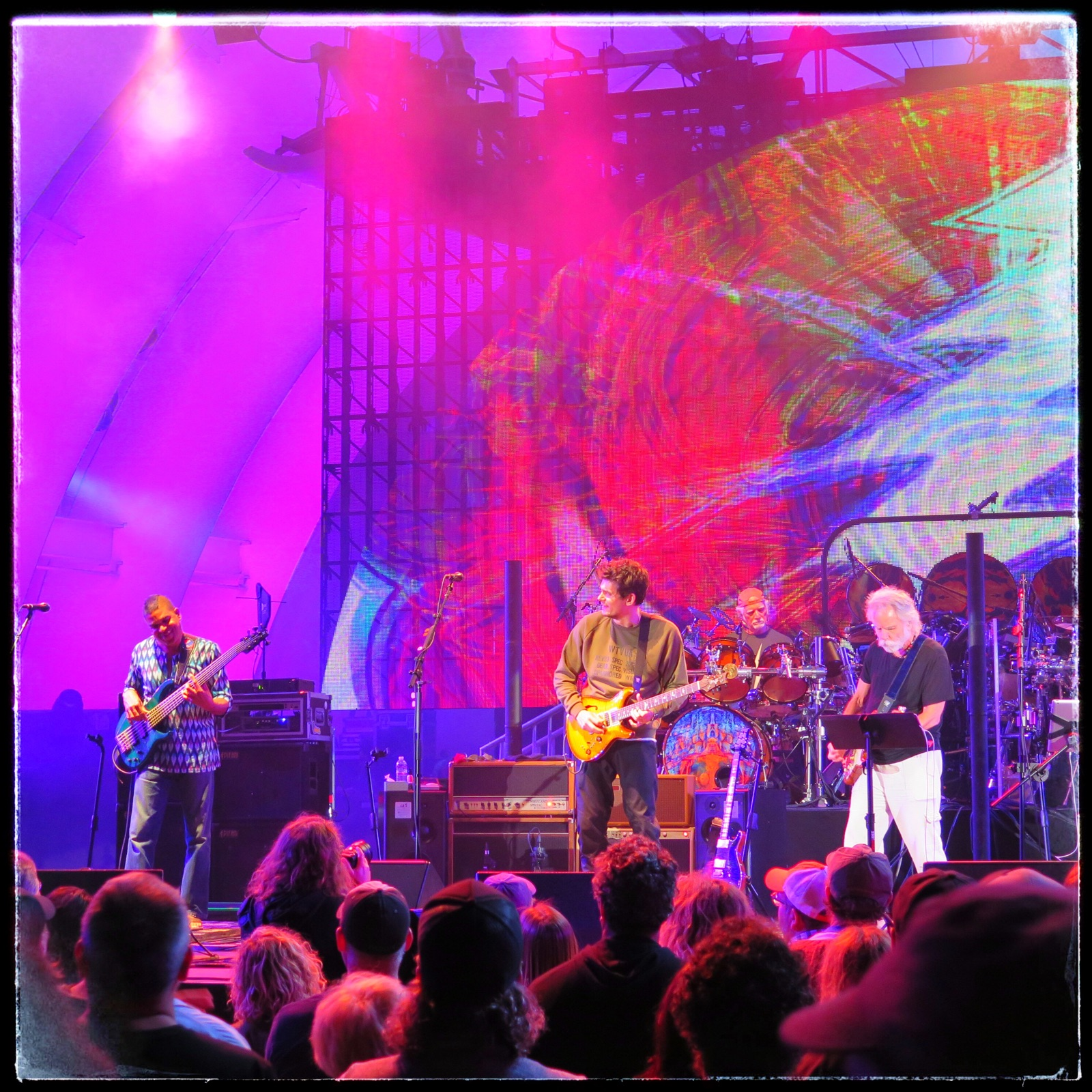 deadheadland dead and company setlist thursday june 1st 2017 hollywood bowl los. Black Bedroom Furniture Sets. Home Design Ideas