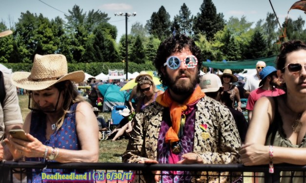 High Sierra Music Festival 2017 so far…