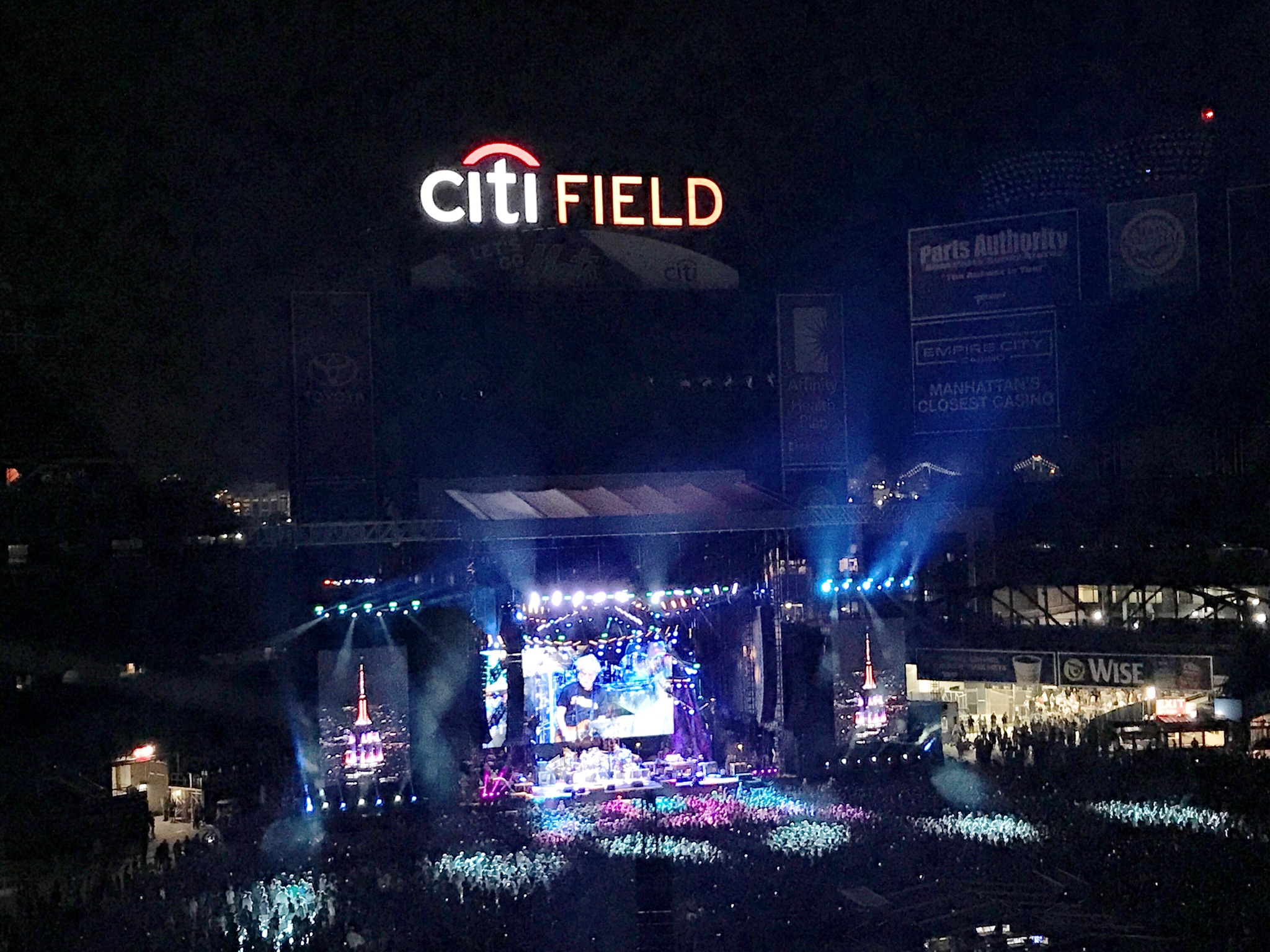 dead and company setlist saturday june 24 2017 citi field queens ny deadheadland. Black Bedroom Furniture Sets. Home Design Ideas