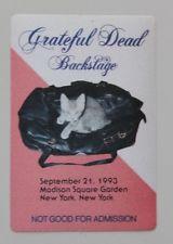 #DeadHeadDozen 4 of 13 |Grateful Dead – Madison Square Garden – 9-21-93 – Full Show