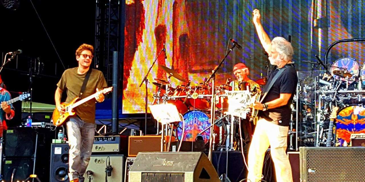 Dead and Company Setlist, Saturday July 1, 2017   Wrigley Field Chicago Illinois, 2017 Summer Tour Finale