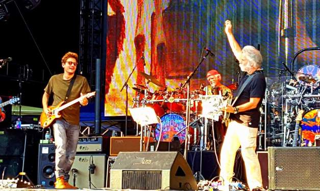 Dead and Company Setlist, Saturday July 1, 2017 | Wrigley Field Chicago Illinois, 2017 Summer Tour Finale