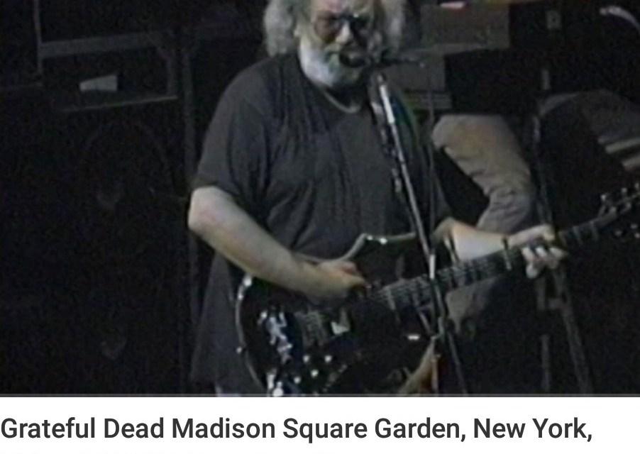 Deadheaddozen Grateful Dead Madison Square Garden New York Ny 9 12 91 Complete Show