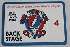 Deadheadland Deadheaddozen Grateful Dead Madison Square Garden New York Ny 9 12 91