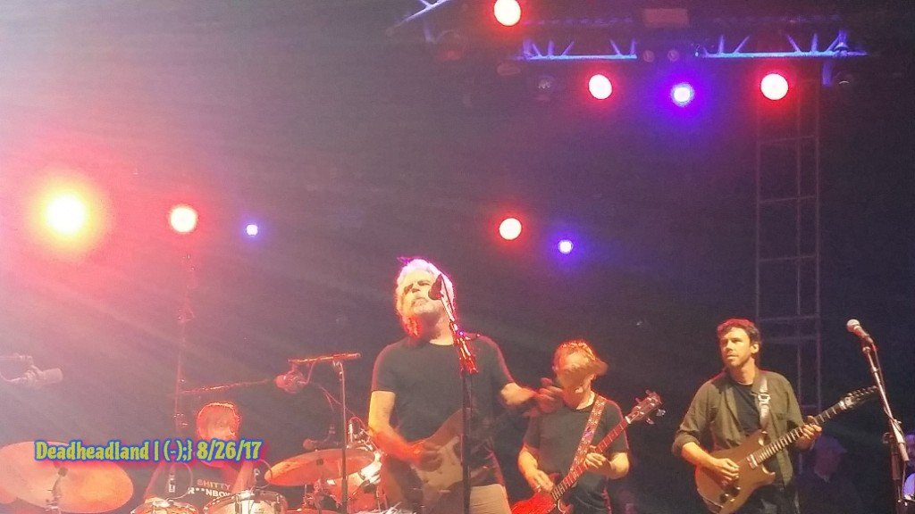 Bob Weir Joins JRAD at Lockn! One More Samson and Delilah! Setlist and Videos