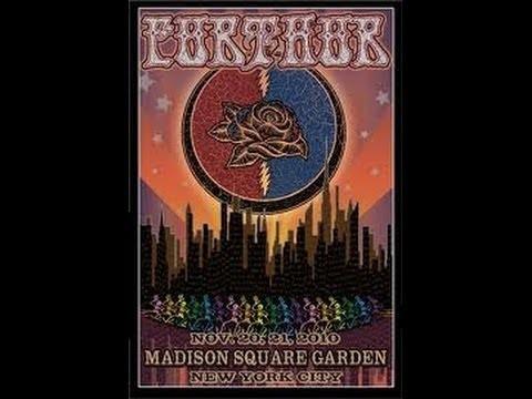 #DeadHeadDozen 12 of 13 ~ Furthur ~Madison Square Garden 11-20-2010 (Full Show)
