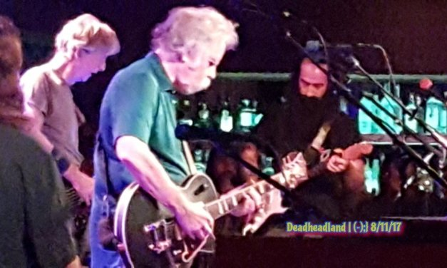 SETLIST: Bob Weir joins Phil Lesh and the Terrapin Family Band in the Grate Room in preparation for #TerrapinStation40 at Lockn Festival