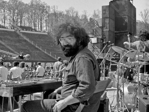 RARE 1970 Jerry Garcia Interview, Bob Weir, David Nelson – December 27, 1970 – KPPC