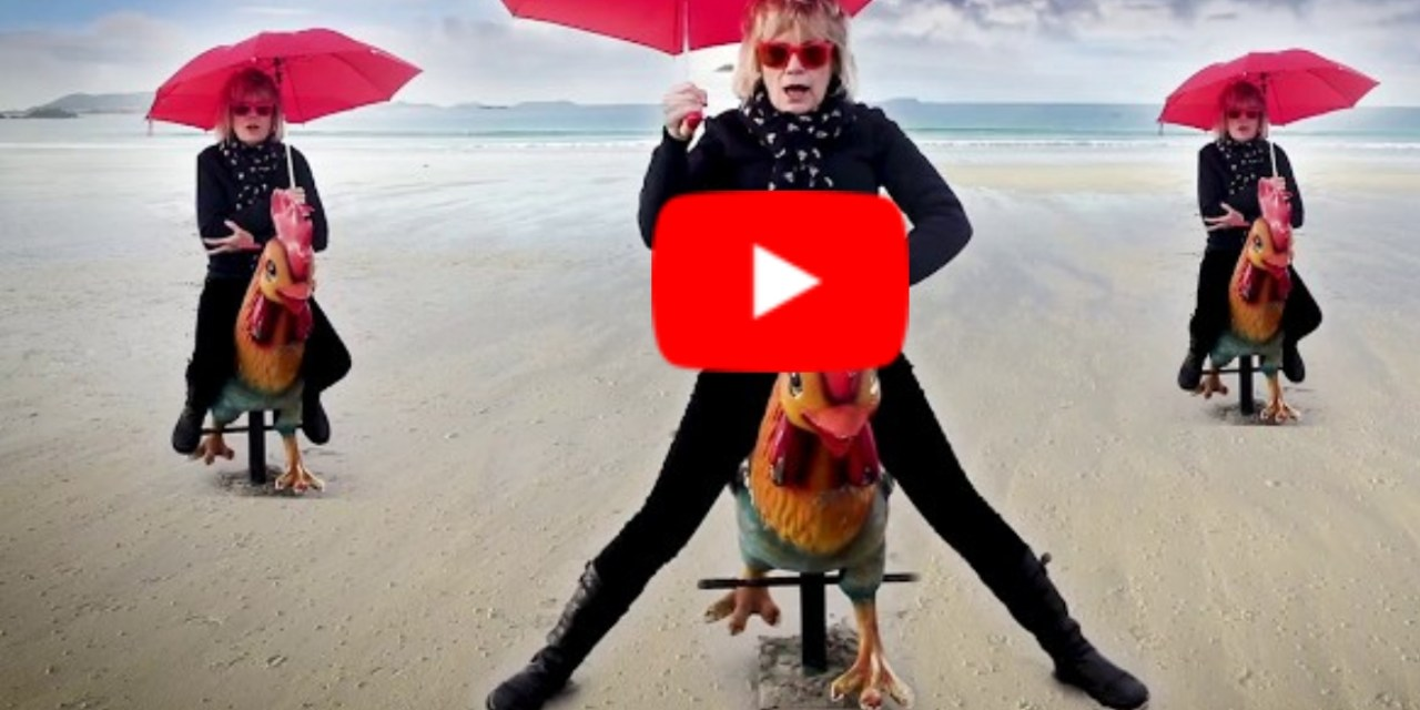 """NEW Tom Tom Club song & video debut today! """"As Above So Below"""""""