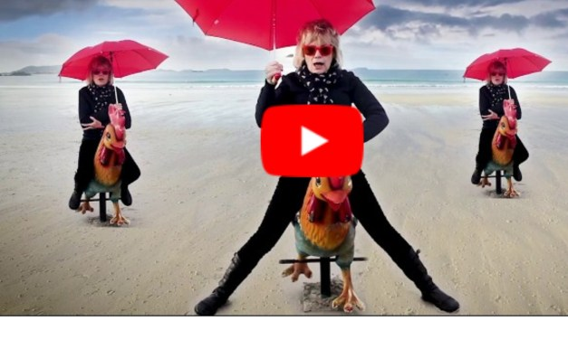 "NEW Tom Tom Club song & video debut today! ""As Above So Below"""