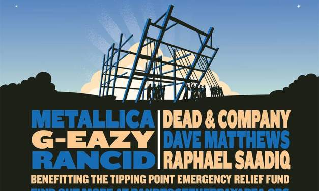 Dead and Company joins Metallica, Dave Matthews, G-Eazy, Rancid, Raphael Saadiq for Band Together: Benefit Concert For North Bay Fire