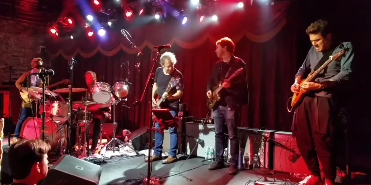 "Dead and Company's John Mayer joins JRAD (Joe Russo's Almost Dead) for  ""Althea, Minglewood…""  Friday the 13th 2017 at Brooklyn Bowl (video)"