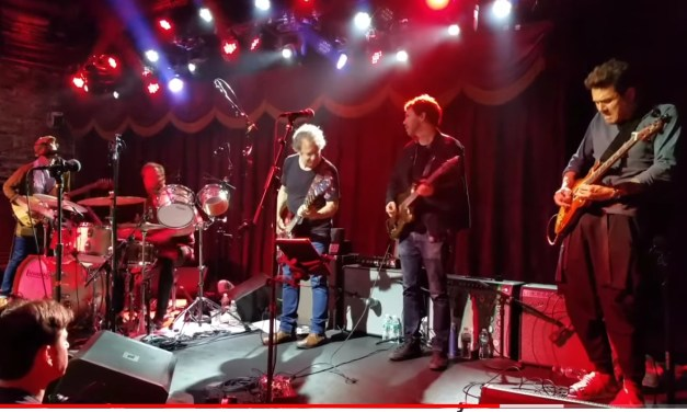 """Dead and Company's John Mayer joins JRAD (Joe Russo's Almost Dead) for """"Althea, Minglewood…"""" Friday the 13th 2017 at Brooklyn Bowl (video)"""