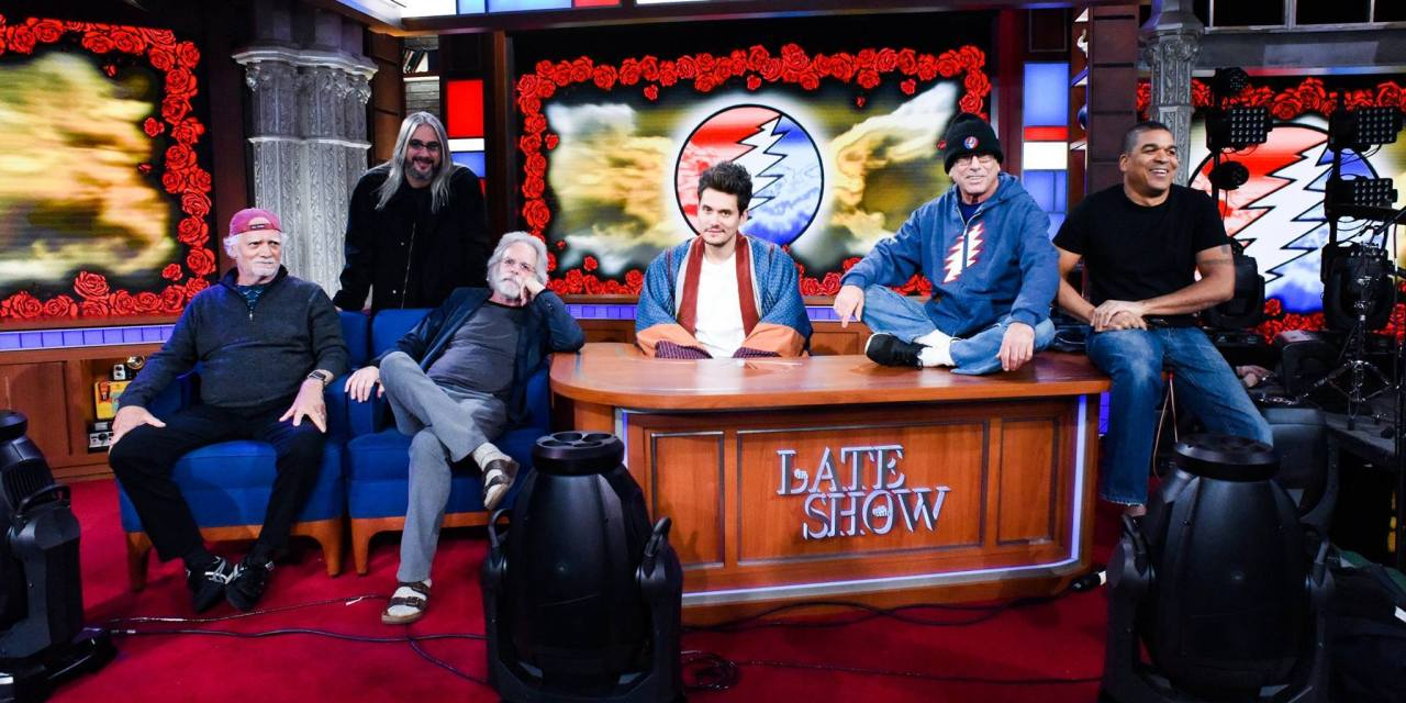 Watch Dead & Company perform Jack Straw on Late Night with St. Stephen Colbert #DeadAndCompanyFallTour2017