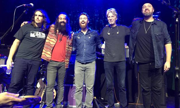 Phil Lesh & The Terrapin Family Band setlist, Saturday November 18, 2017| Exit/In Nashville Tennessee