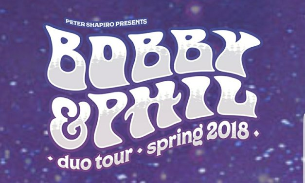 Tour Announced: BOB WEIR & PHIL LESH Duo Tour 2018