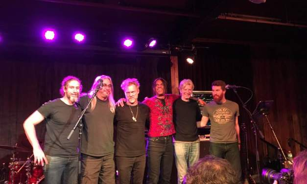 SETLIST & VIDEO: Phil Lesh and Friends | Stanley Jordan, Anders Osborne, Jeff Chimenti, Tony Leone, Grahame Lesh | Wednesday January 25 2018