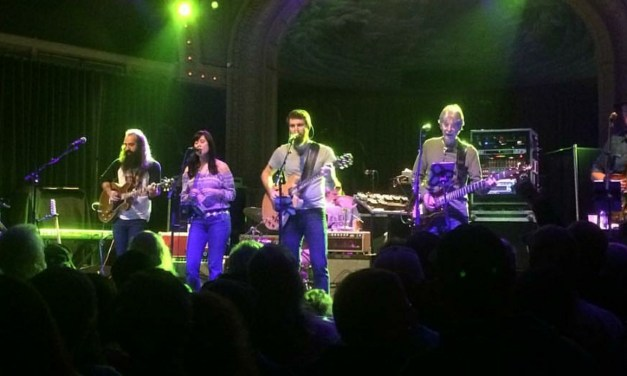 SETLIST & Video: Phil Lesh and the Terrapin Family Band wsg Eric Krasno | Saturday February 3, 2018 | Crystal Ballroom Portland Oregon
