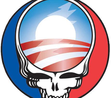 VIDEO: 10 Years ago today ~ Deadheads For Obama Concert at the Warfield, San Francisco, February 4 2008