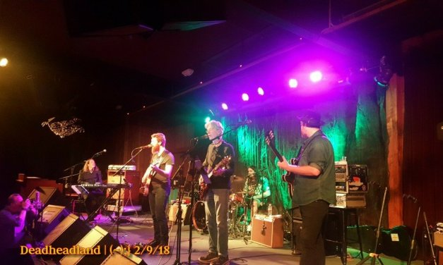 Setlist and Full Video: Dedicated to John Perry Barlow | Phil Lesh and the Terrapin Family Band wsg Eric Krasno | Thursday February 8, 2018 | Terrapin Crossroads, San Rafael CA