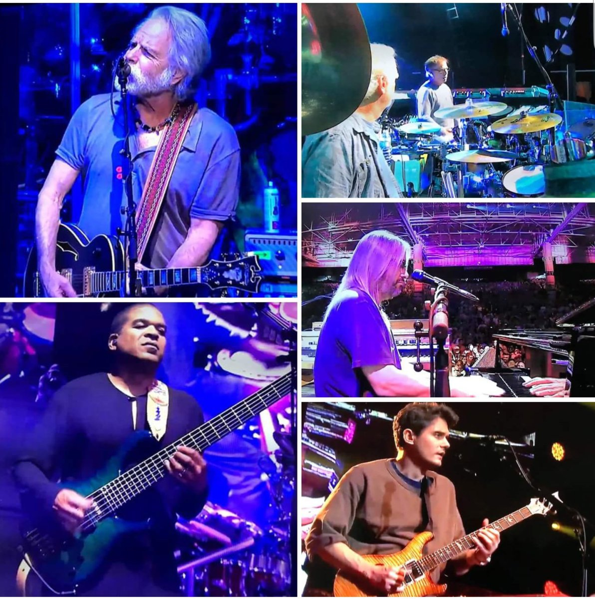 UPDATED! SETLIST & VIDEO: Dead & Company Summer Tour Began Tonight! Mansfield MA May 30, 2018