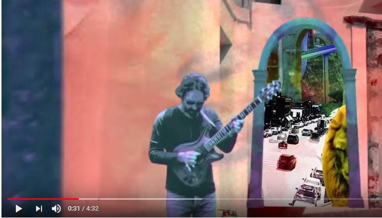 1de3cbce09c7 Psychedelic new video from Circles Around The Sun