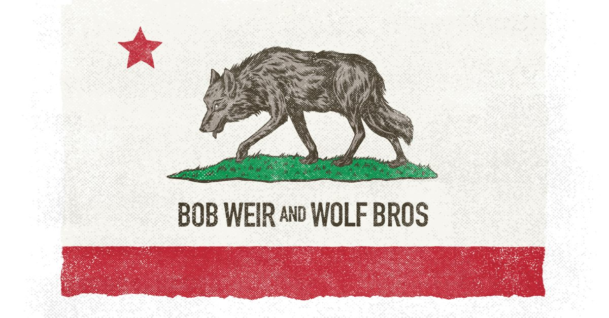 WEIR EVERYWHERE DEPT: Bob Weir and Wolf Bros #FallTour2018 announced - new Trio, Weir, Jay Lane and Don Was - on Sale Monday August 6!