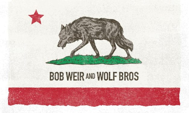 WEIR EVERYWHERE DEPT: Bob Weir and Wolf Bros #FallTour2018 announced – new Trio, Weir, Jay Lane and Don Was – on Sale Monday August 6!