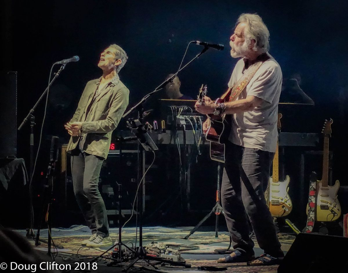Perry Farrell joins Bob Weir and Wolf Bros. for Grateful Dead and Tom Petty songs | Friend of the Devil / Breakdown (videos) | The Theatre at the Ace Hotel DTLA #FallTour2018 #BobWeir #wolfbros #perryfarrell