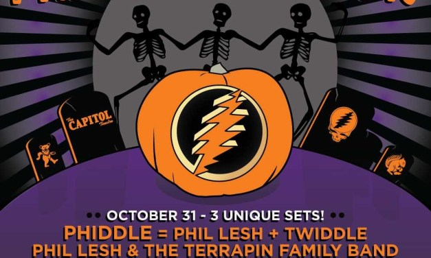 Enter to Win Tickets to PHIL-O-WEEN 2018 at The Capitol Theatre!!! Phil Lesh & The Terrapin Family Band, Twiddle, Jimmy Herring, Karl Denson