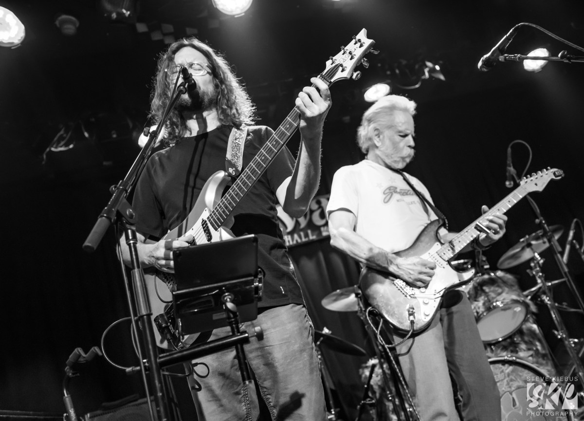 WEIR EVERYWHERE DEPT:  Bob Weir sits in with John Kadlecik's Golden Gate Wingmen  | Sweetwater Music Hall, Mill Valley, California |  Saturday December 8th 2018