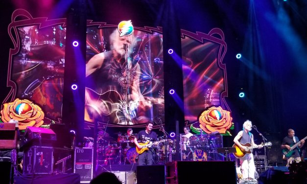 ¡Dead & Company! setlist Playing in the Sand 2 of 3 | Riviera Maya, MX|Saturday 1/19/19