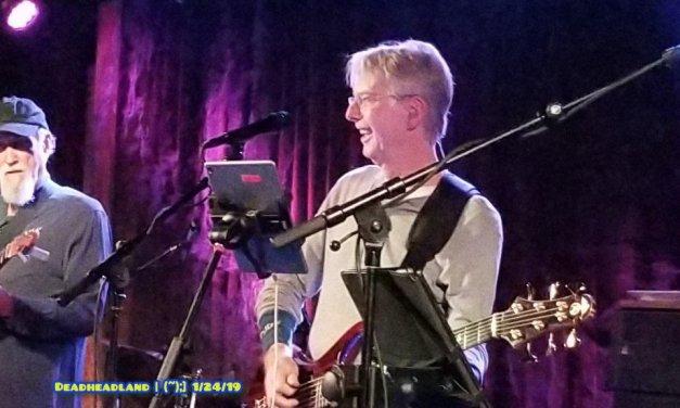 Phil and Friends Setlist | Thursday January 24 2019 | Terrapin Crossroads, San Rafael California
