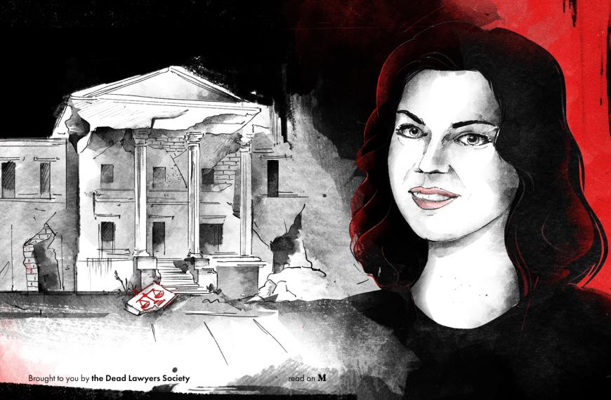 Олена Фонова, суддя – про те, як судити у вигнанні