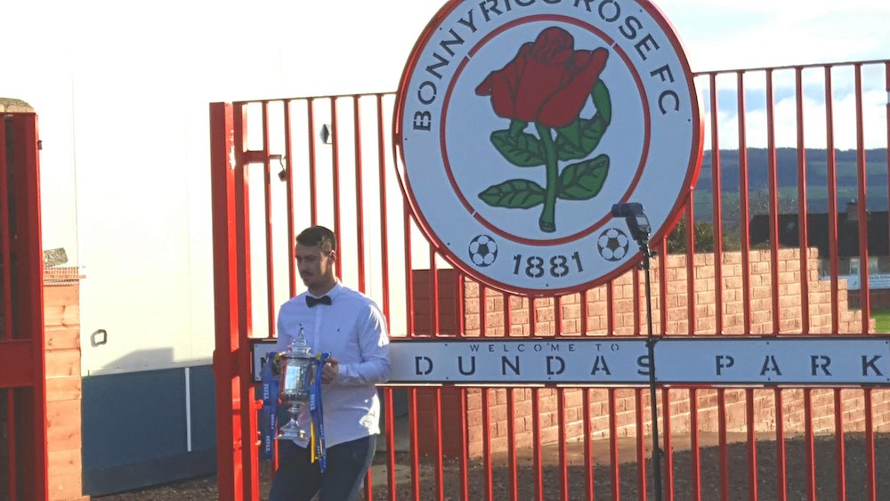 Bonnyrigg Rose star Jonathan Brown talks Hearts favourite Ryan McGowan, Vladimir Romanov era & dream Hibs tie