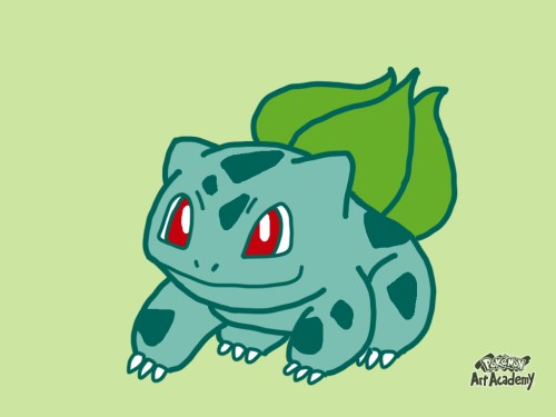 Bulbasaur - Art