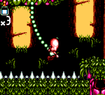 Chuck Rock II - Son of Chuck (Game Gear) - 05